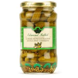 Fallot - Extra fine gherkins in vinegar