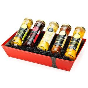 BienManger paniers garnis - Corbeille cadeau de fruits rafraîchis