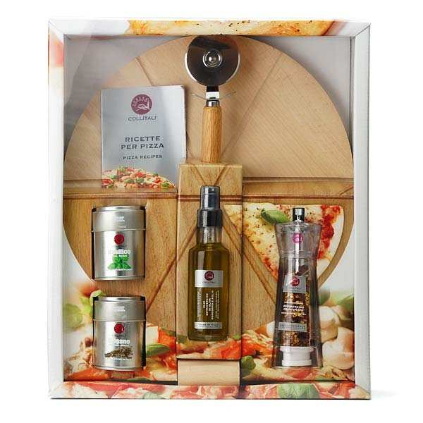Complete Italian Pizza Kit