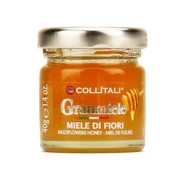 Various flower honey