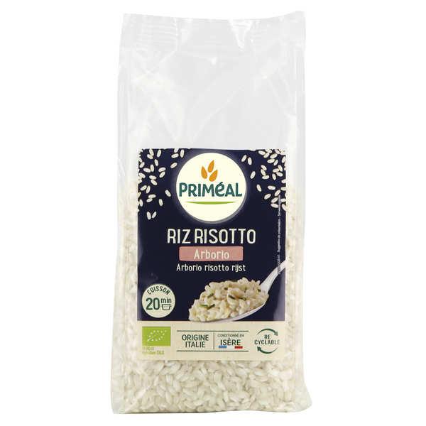 Organic arborio rice from Italia