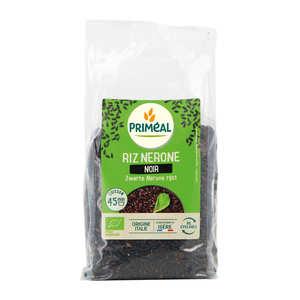 Priméal - Riz noir Nérone bio d'Italie