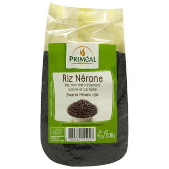 Priméal - Italian Nérone black Rice