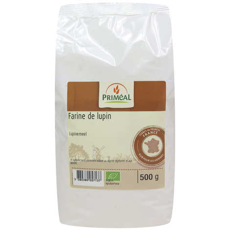 Priméal - Organic lupin flour