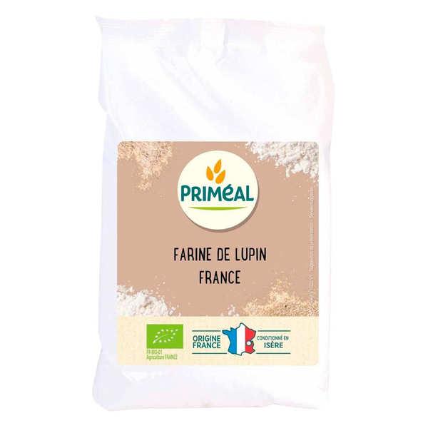 Organic lupin flour