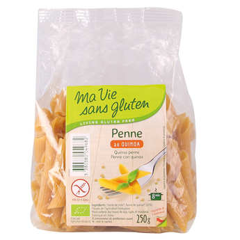 Ma vie sans gluten - Organic Quinoa Penne - gluten free