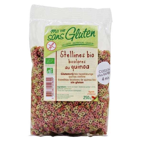 Organic quinoa pasta - gluten free