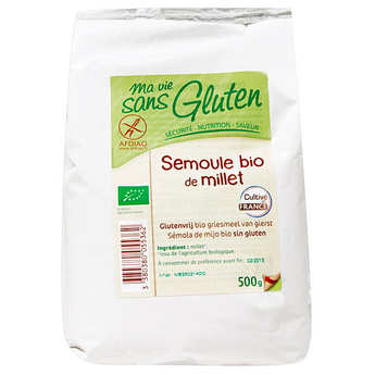 Ma vie sans gluten - Millet Semolina gluten free