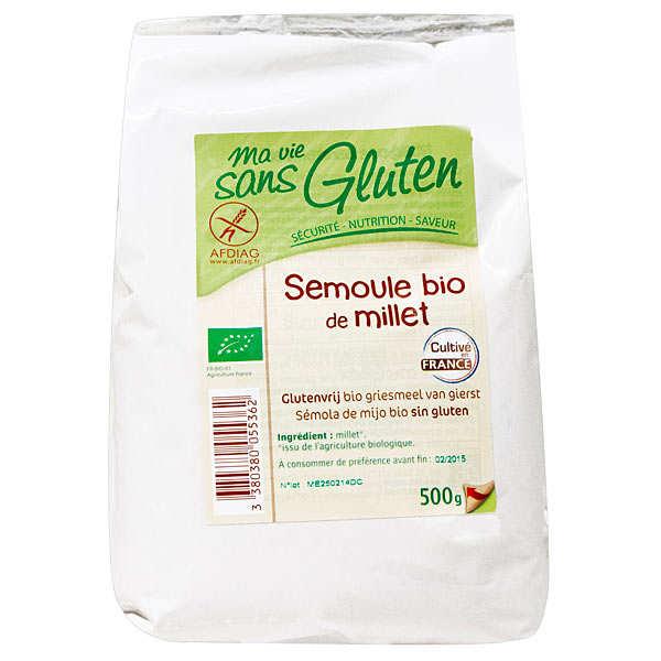 Millet Semolina gluten free