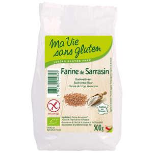 Ma vie sans gluten - Organic buckwheat flour - Gluten free