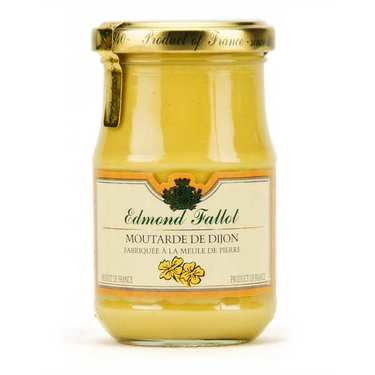 Moutarde de Dijon Fallot