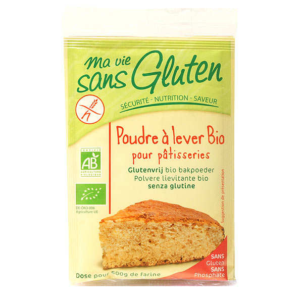 Organic Baking powder - gluten free