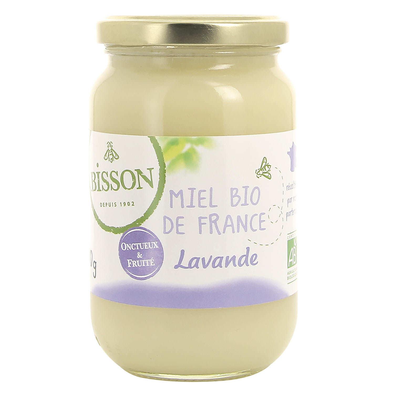 Organic Lavander Honey
