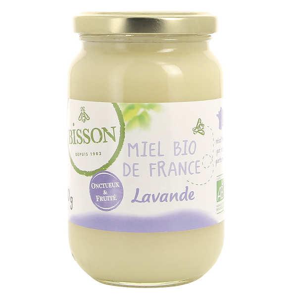 Miel de lavande bio des Alpes de Haute Provence