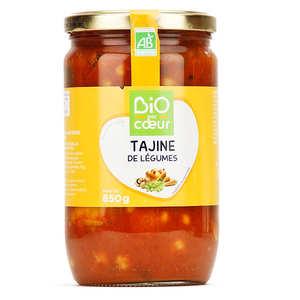 "Bio par coeur - Organic Vegetables ""Tajine"""
