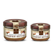 Bovetti chocolats - Véritable pâte à tartiner noisette chocolat au lait sans huile de palme