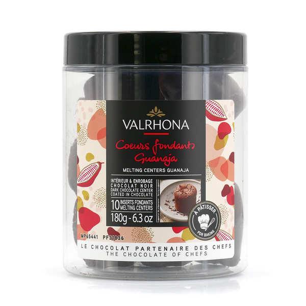 Etnao Guanaja - chocolate heart - Valrhona