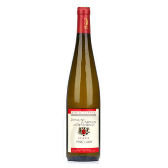 Domaine Moulin de Dusenbach - Wine from Alsace - Pinot gris - 13%