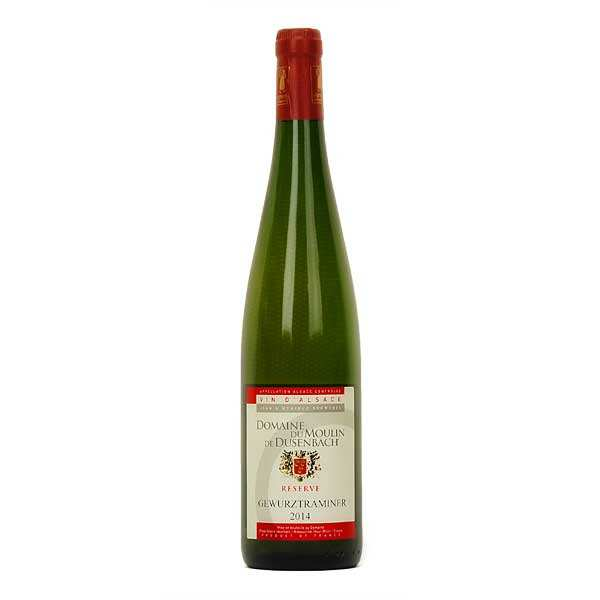 Wine from Alsace - Gewurztraminer