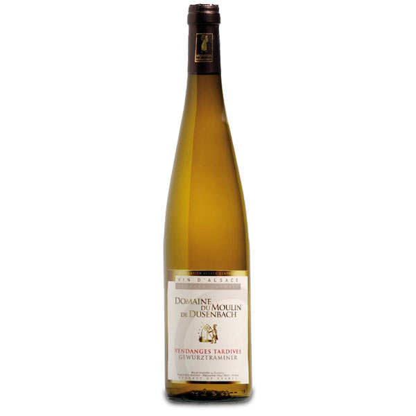 Gewurztraminer Vendanges Tardives - 13%