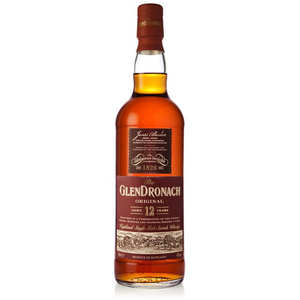 Glendronach - Glendronach Original Whisky - 12 years old - 43%