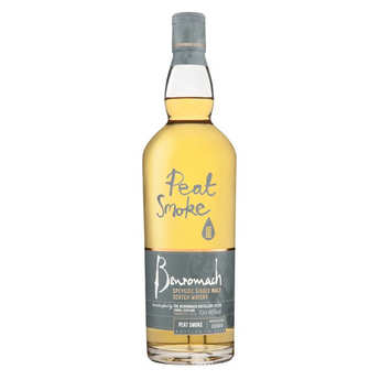 Distillerie Benromach - Benromach 2008 Peat Smoke - 46%
