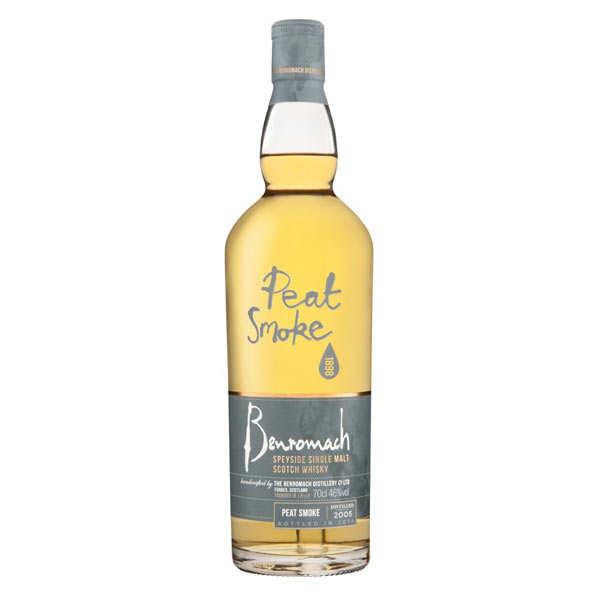 Whisky Benromach 2006 Peat Smoke - 46%