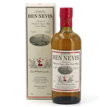 Ben Nevis - Whisky Ben Nevis Traditional Malt 46%