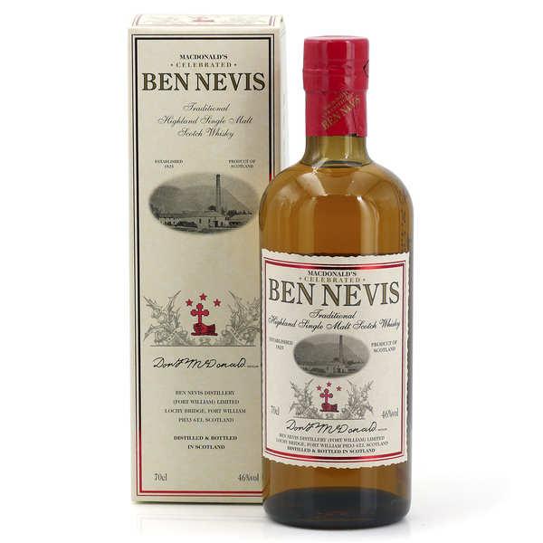 Ben Nevis Traditional Malt 46%