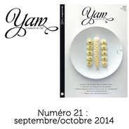 Yannick Alléno Magazine - YAM n°21