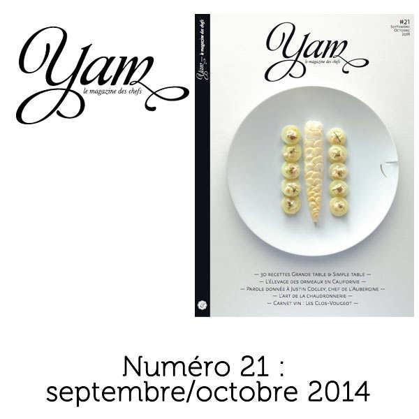 YAM n°21