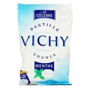Vichy - Etat - Pastilles Vichy source menthe