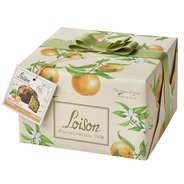 Dolciara A. Loison - Panettone with Ciaculli mandarin