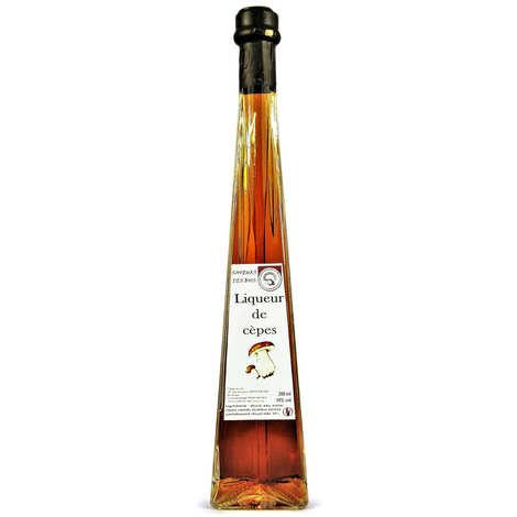 Saveurs Gour Mende - Liqueur de cèpe de Lozère - 18%