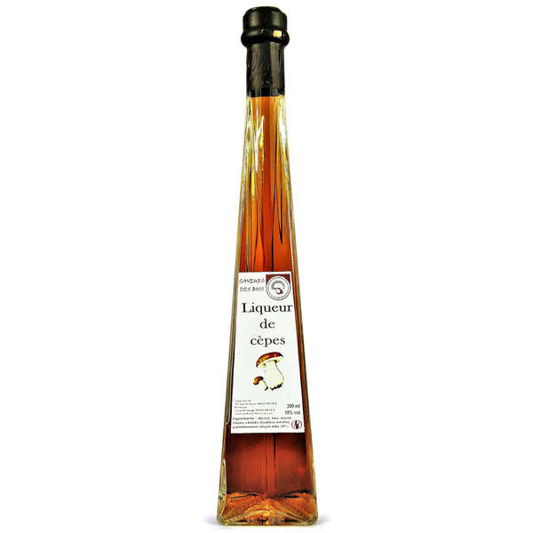 Cèpe mushrooms liqueur - 18%
