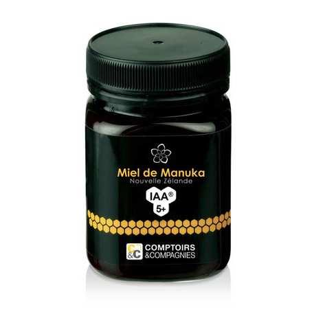Comptoirs et Compagnies - Manuka honey IAA 5+