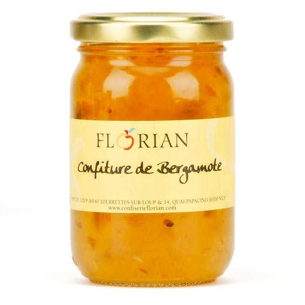 Confiture de bergamote - Florian