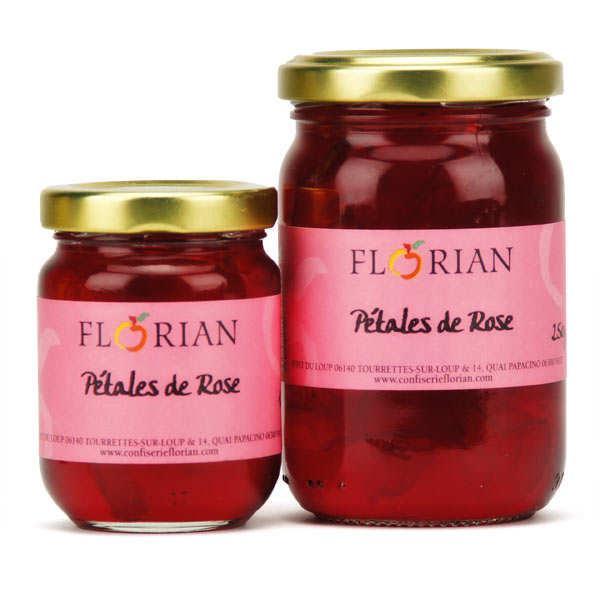 Rose Jam - Florian