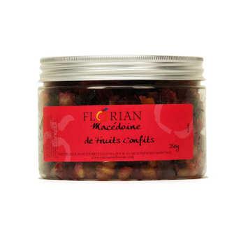 Florian - Macédoine de fruits confits spéciale pâtisserie