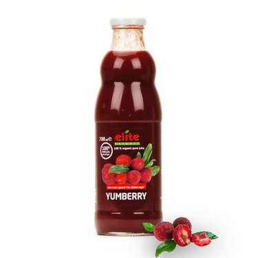 Pure organic yumberry juice (Myrica Rubra)