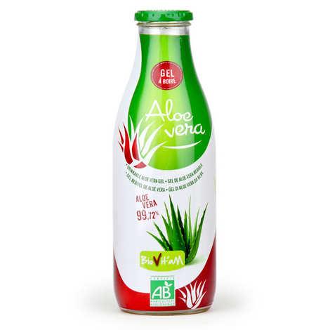 Biovitam - Pur jus d'Aloe Vera Bio en gel