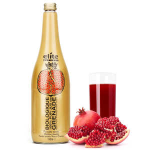 Elite Naturel - Pure organic pomegranate juice new harvest
