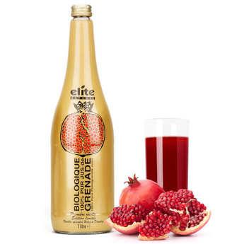 Elite Naturel - Pure organic pomegranate juice new harvest