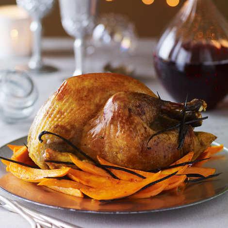 Famille Quintard - Farm Christmas turkey from Aveyron
