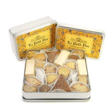 Coffret biscuits Les Retrouvailles - 10 recettes