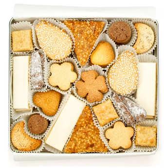 Le Petit Duc - Coffret biscuits Les Retrouvailles - 10 recettes