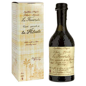 La Favorite - Rhum La Favorite - Cuvée de la Flibuste 1986 40%