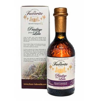 La Favorite - La Favorite rum Cuvée Privilège 40%