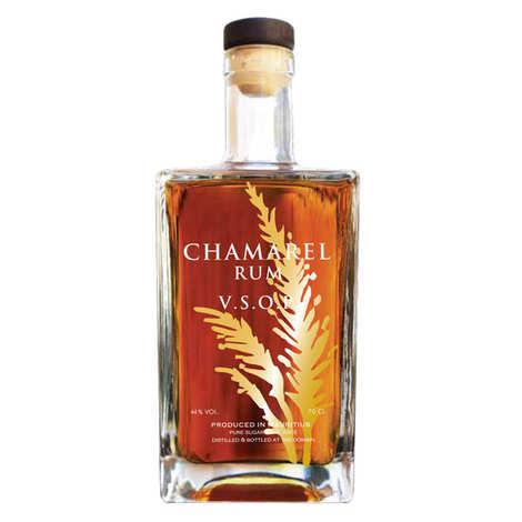 Rhumerie de Chamarel - Chamarel VSOP rhum agricole vieux de l'Ile Maurice - 41%