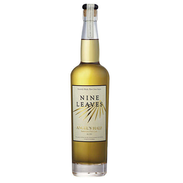 Nine leaves Angel's Half American oak cask - Rhum ambré du Japon 50%